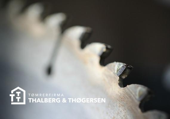 Tømrerfirma Thalberg & Thøgersen